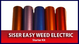 Siser Electric Starter Kit 2