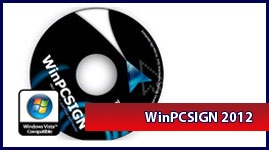 Upgrade WinPCSIGN PRO to WinPCSIGN PRO 2012