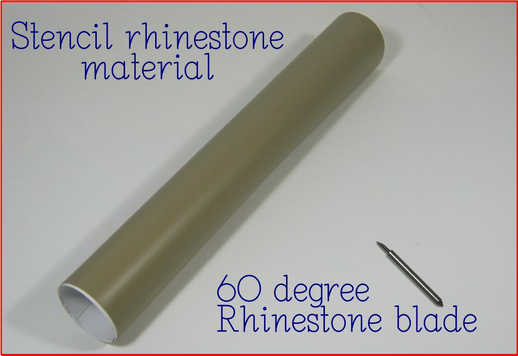 12 Quot Brand New Rhinestone Vinyl Cutter Film Stencil