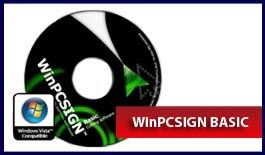 WinPCSIGN BASIC 2012